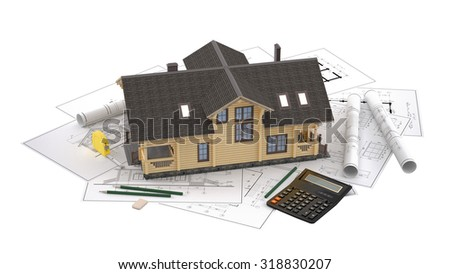 Image new house construction energy saving stock for New construction calculator
