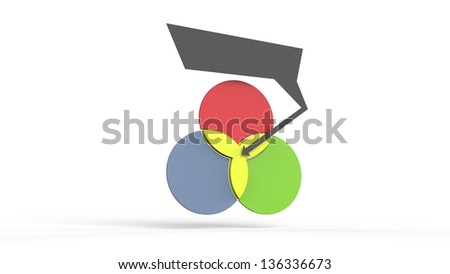 Venn diagram Stock Photos, Illustrations, and Vector Art
