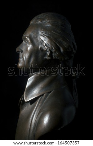 Thomas Jefferson Bust