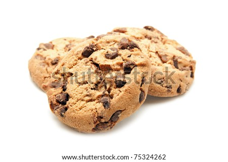 three cookies