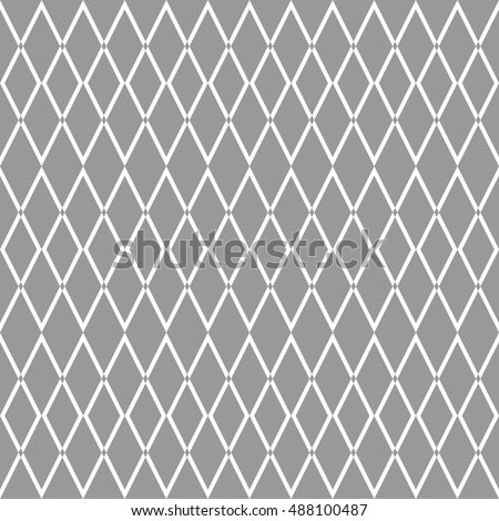 Tile pattern with grey and white background wallpaper