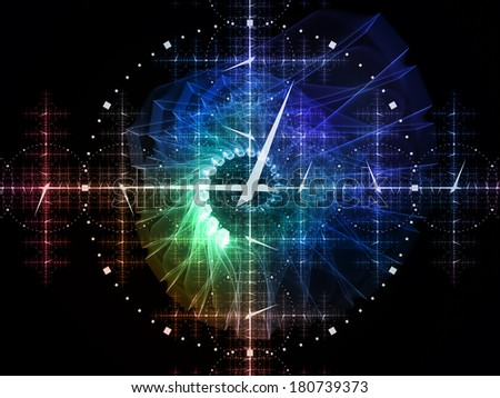 Time Symmetry series.  Interplay of clock and fractal elements on the subject of time, space and science