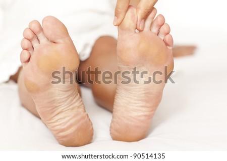 topless massage girls gay toe