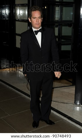 Tom Hollander arriving for The Evening Standard Theatre Awards 2011, Savoy Hotel  London. 20/11/2011 Picture by: Simon Burchell / Featureflash
