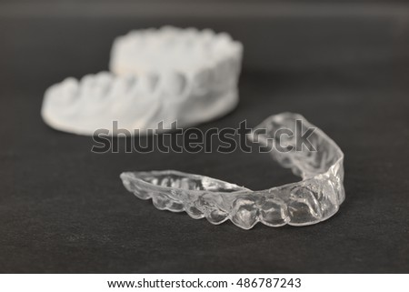 tooth brackets transparent braces to straighten teeth