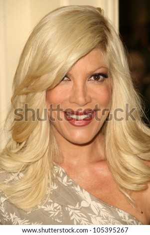 Tori Spelling  at the Step Up Women's Network's 2009 Inspiration Awards Luncheon. Beverly Wilshire Four Seasons Hotel, Beverly Hills, CA. 06-05-09
