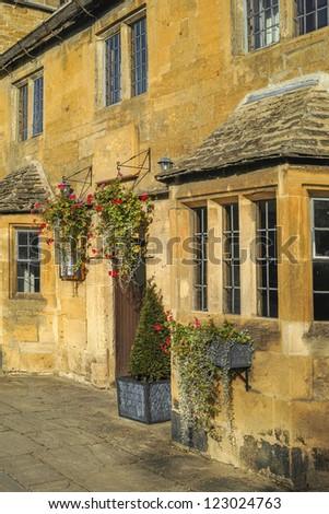 town house high street broadway cotswolds worcestershire uk