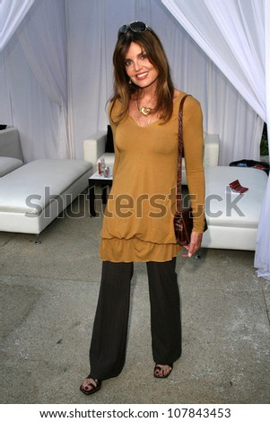 Tracy Scoggins  at Sober Day USA 2008 Presented by the Brent Shapiro Foundation for Alcohol and Drug Awareness. Private Residence, Beverly Hills, CA. 05-17-08