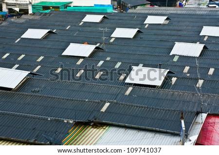 Dark Green Color Roof Tile Stock Photo 57903193 Shutterstock