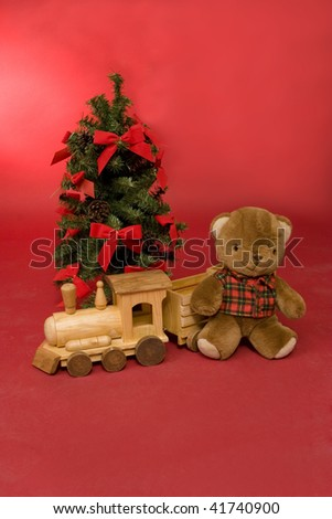 Train, Tree & Teddy