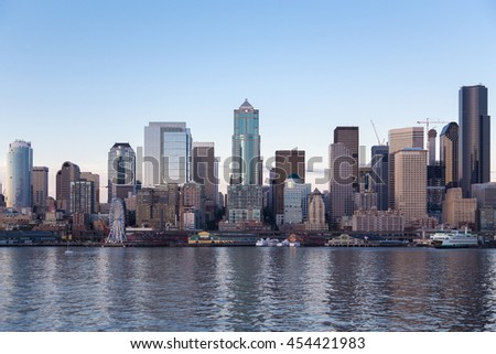 Travel across country: Seattle