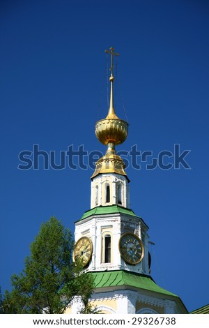 Travel in Russia. Golden Ring. Uglich