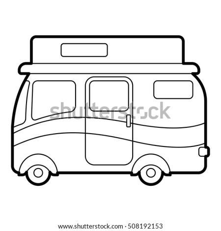 Truck Cargo Van