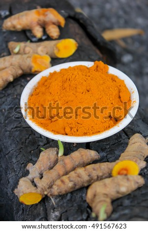 Turmeric Powder, Herbal
