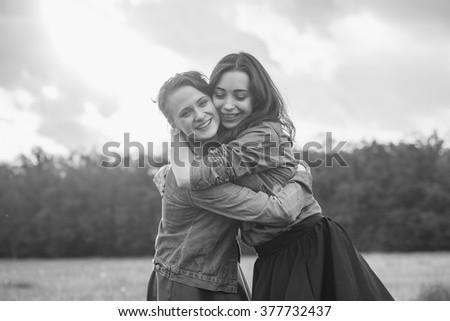 two gya blacks having sex in a field