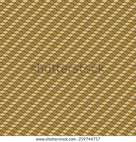 Two-Tone Basket Weave
