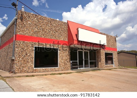 Vacant Store