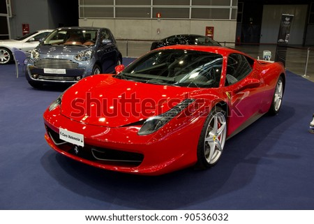 Tvr Sagaris Motor Show Front Stock Photo 1480889 Shutterstock