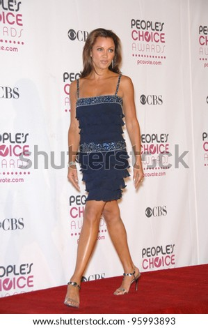 VANESSA L. WILLIAMS at the 33rd Annual People's Choice Awards at the Shrine Auditorium, Los Angeles. January 9, 2007 Los Angeles, CA Picture: Paul Smith / Featureflash