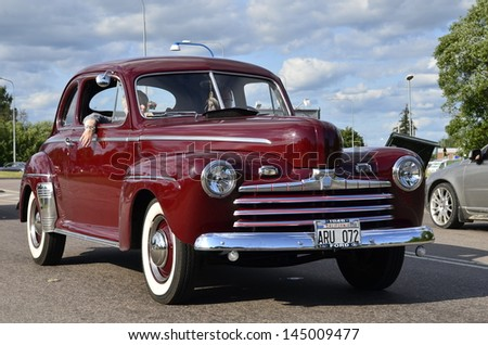 Havanajune Buick June Havanacubans Stock Photo