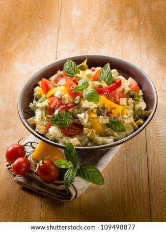 Spicy Vegan Zucchini And Tomato Stew With Garlic And Mint Recipe ...