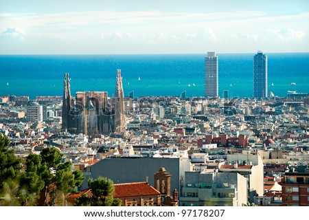 how to get to park guell from sagrada familia