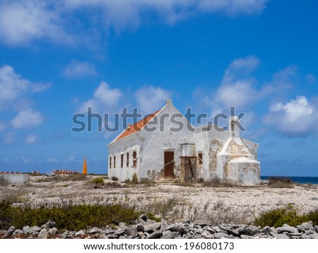 Views around Bonaire a Caribbean Island