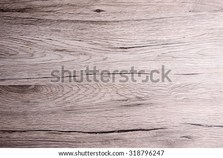Vintage designed wood surface of a table.