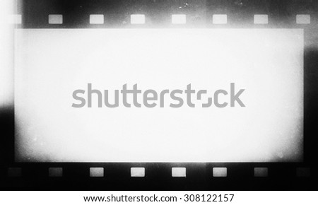 vintage film strip