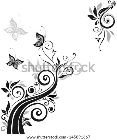 Ancestryjohn Smith Maury Cotn in addition Search besides Stock Vector Decorative Vector Ornament Vector Floral Ornament With Butterfly Element For Design in addition Coloring Sheets For Nature additionally  on spring lake garden design html