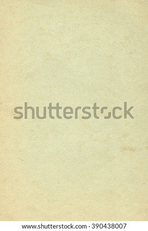 Vintage old rare brown paper texture with empty space. Ideal for manipulations or grunge background