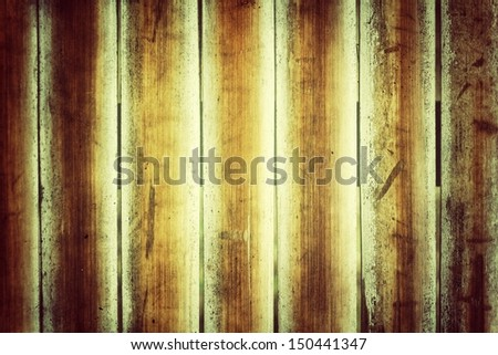 Vintage old wood background texture