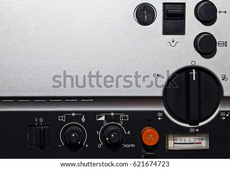 air conditioning stock photo 17755906 shutterstock. Black Bedroom Furniture Sets. Home Design Ideas