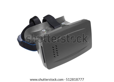 Virtual 3d reality goggles
