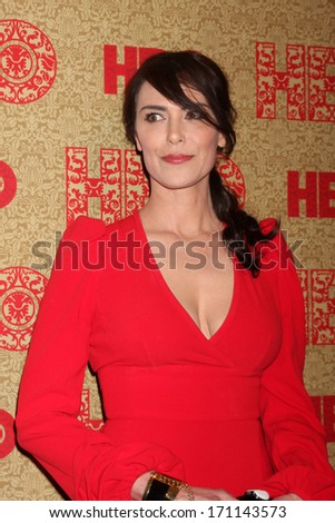 vLOS ANGELES - JAN 12:  Michelle Forbes at the HBO 2014 Golden Globe Party  at Beverly Hilton Hotel on January 12, 2014 in Beverly Hills, CA