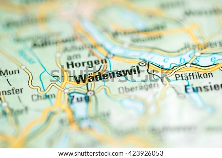 Geographic Map Us State Tennessee Important Stock Photo ...