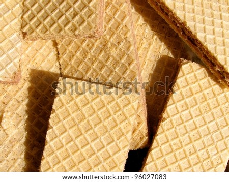 wafers background