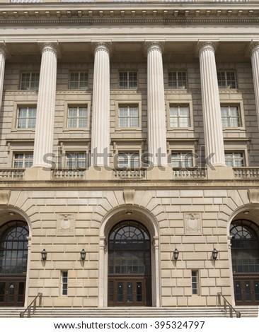 Birmingham Department Of Revenue Building