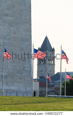 Washington Monument - Washington D.C. United States of America
