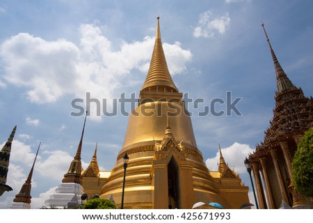 Wat Suan Dok Buddhist Temple Wat Stock Photo 565167397 ...