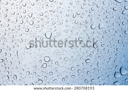 water raindrop background macro