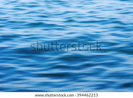 Water wave in the sea, abstract texture background.