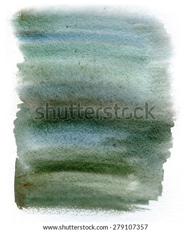 Watercolor blurred background