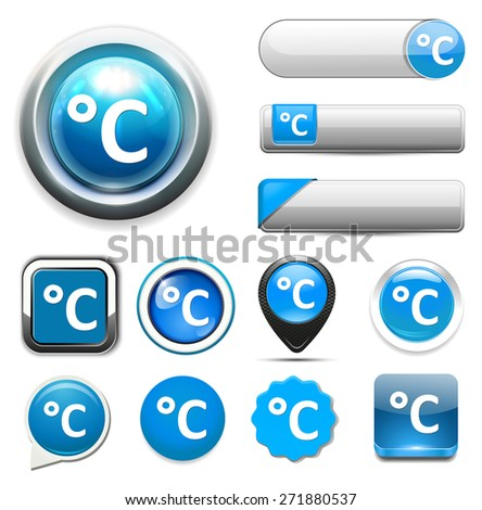 weather  c degree icon