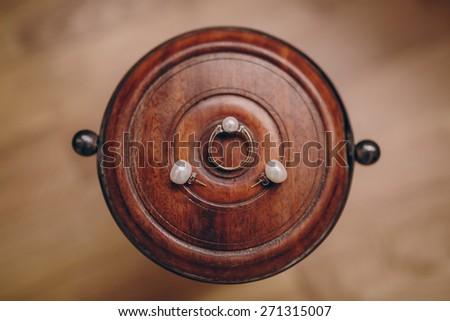 Old Brass Doorbell Button Stock Photo 25374673 Shutterstock