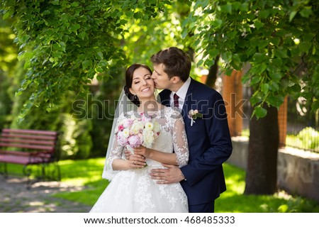 Wedding wedding day paper flowers wedding stock photo for Dress after wedding ceremony