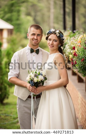 Wedding wedding day night ceremony beautiful stock photo for Dress after wedding ceremony
