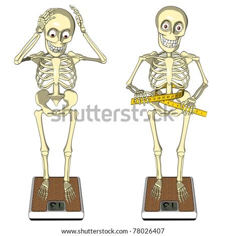 body anatomy kids skeleton muscles nervous stock vector 331633082, Skeleton