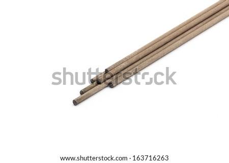 welding electrodes stock photo. Black Bedroom Furniture Sets. Home Design Ideas