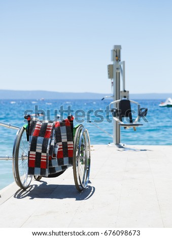 wheelchair interfaces for paralyzed persons Adequacy of power wheelchair control interfaces for persons with , automation, disabled persons nature and adequacy of power wheelchair control interfaces.